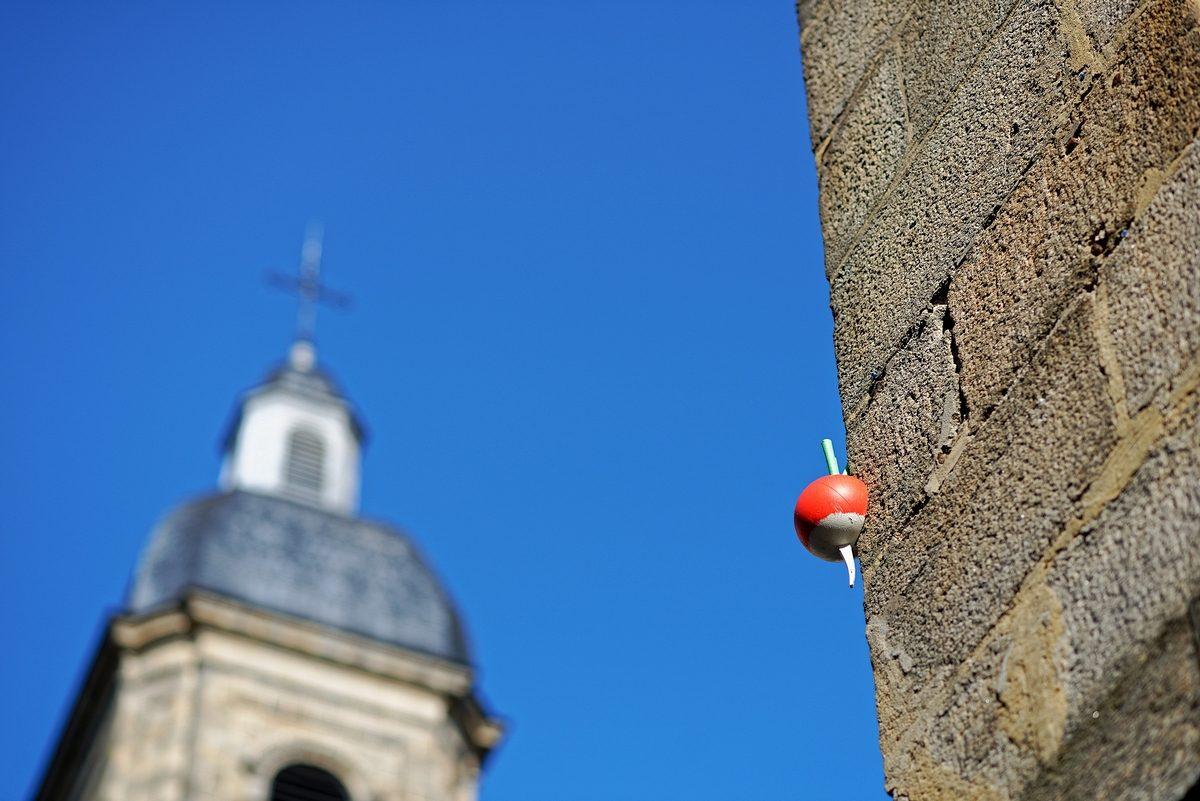 Rennes insolites-Le radis des murs-Photographie urbaine