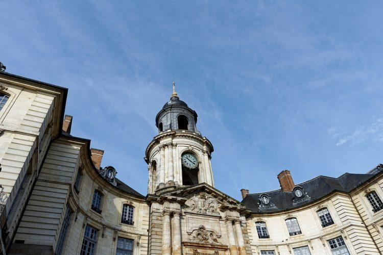 Rennes classiques-Hôtel de Ville-Photographie urbaine