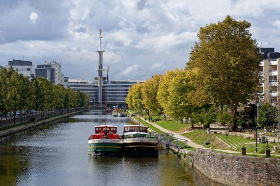 Rennes eau et rivières-La Vilaine