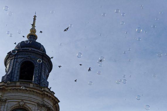 Rennes la chasse aux bulles-